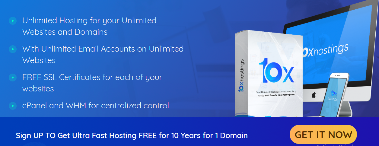 10xhosting review