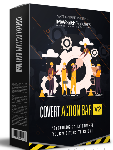 Covert Action Bar 2.0 review